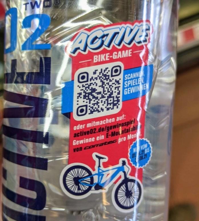 Active O2: Bike Game - E-Mountainbike gewinnen