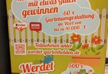 """Ferrero Kinder """"Werdet Gartenhelden"""": Gartenumgestaltung für 10.000 € gewinnen"""