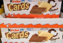 Ferrero Kindertag 2021: ein Kinder-Produkt gratis - von Kinderschokolade bis Schoko-Bons: Der Kaufpreis wird erstattet. Die Aktion findet nur am 18.09.2021 statt.