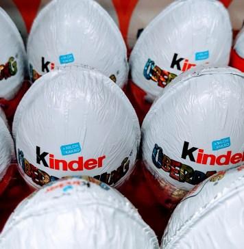 Kinder Überraschung Ü-Ei Aktion: Entdeckerpakete gewinnen - Code eingeben