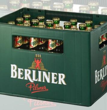 Berliner Pilsner Kronkorken Aktion: Code eingeben, Prämie sichern - oder Preise von Teufel gewinnen. Foto: Radeberger Gruppe