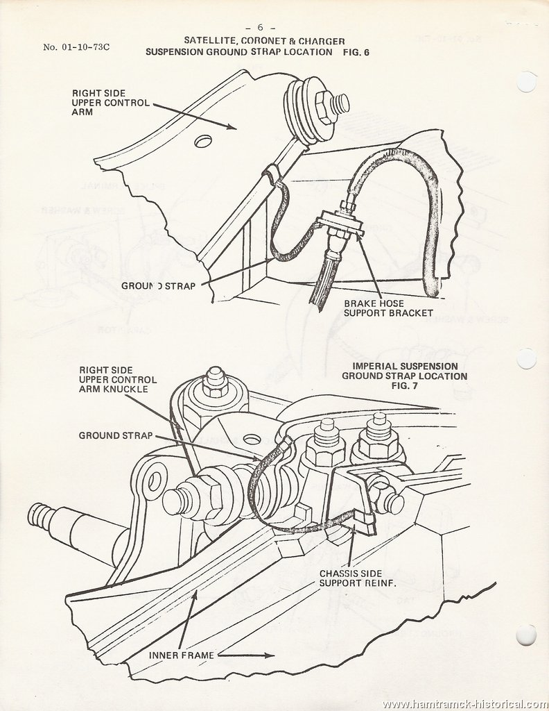 1971 Plymouth Duster Wiring Diagram