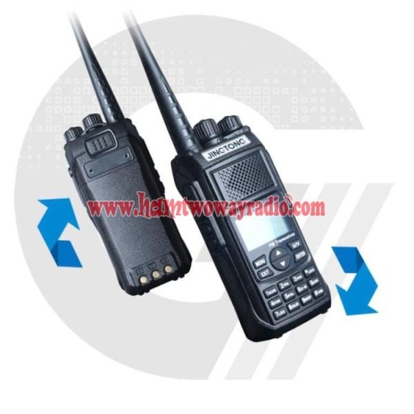 Jingtong JT-5988 12W High Power UHF VHF Dual Display ...