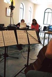 Meitar Ensemble's composition course