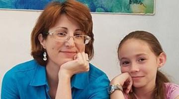 Hana Ajiashvili and Naama Rolnick