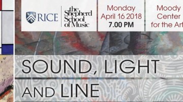 Concert of premieres at the Moody Center of the Rice University-f