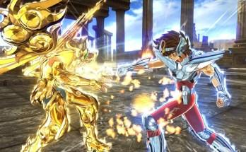 Saint Seiya Soldiers Soul in uscita per PS3, PS4 e PC