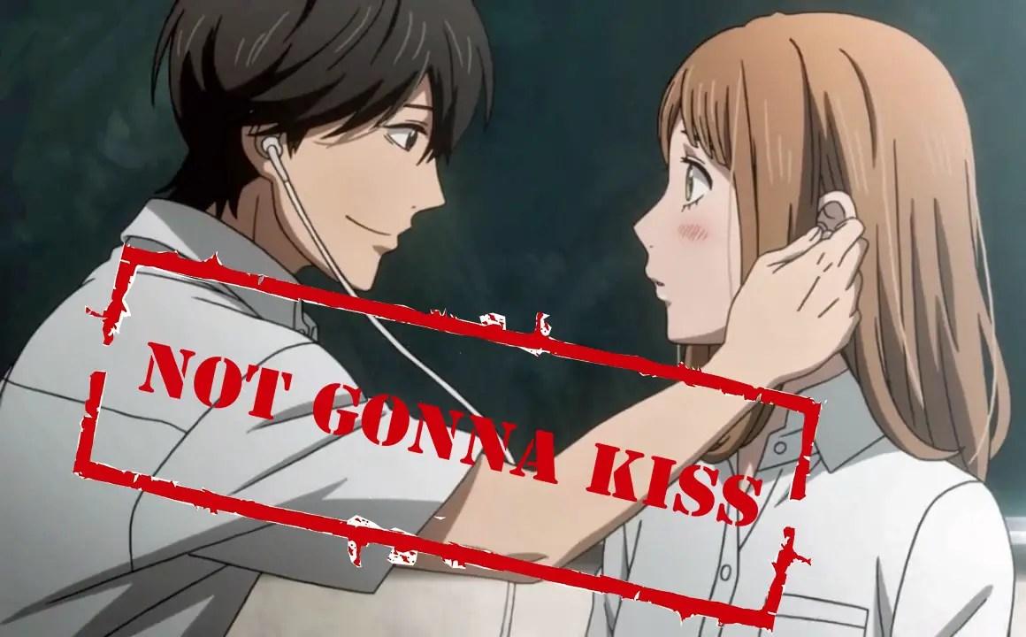 Top 7 Anime Couples Who Really Should Kiss Already