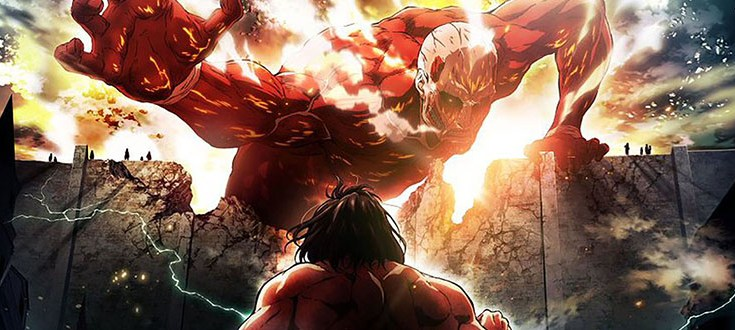 Shingeki no Kyojin - Attack On Titan Season 2 Official Trailer HD with English Subtitles!
