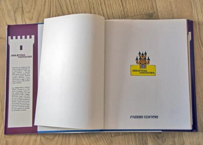 """""""La Biblioteca Fantastica"""" Fabbri: il piano dell'opera e la mia collezione personale"""