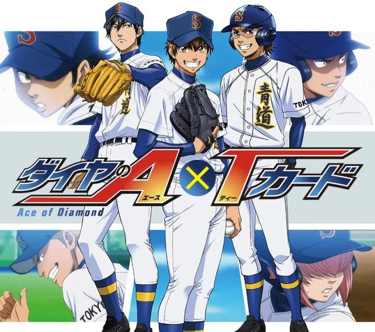 Ace of Diamond 3: la terza serie dell'anime si farà