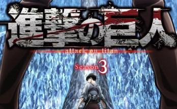 Attack on Titan 3 - il trailer sottotitolato della 3a stagione