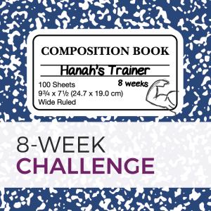 8 week challenge product
