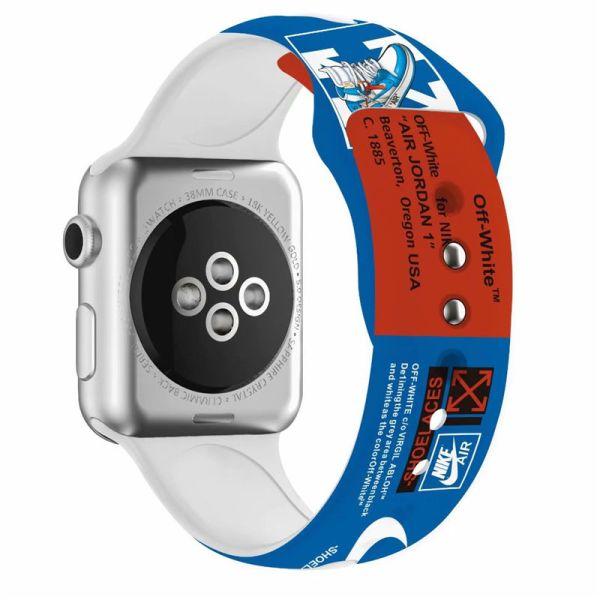 アップル ウォッチ ナイキ バンド 人気 apple watch 6 SE 3 4 スポーツ バンド シリコン nike 時計 の ベルト 交換 スマート ウォッチ ベルト おすすめ