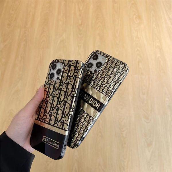 キラキラ iphone12mini ケース dior iphone12pro max/11proケース パロディ ディオール iphone11/xs max スマホカバー 贅沢風 アイフォンケースxr/7/8 安い 可愛い