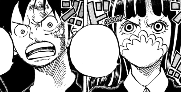 One Piece Manga Reseña 982 - Hanami Dango - 2