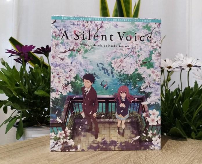 A Silent Voice Edición Coleccionista - Hanami Dango