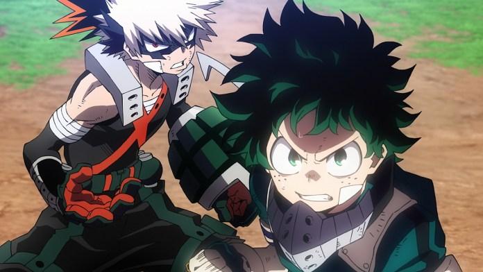 My Hero Academia el despertar de los heroes_2 - Hanami Dango