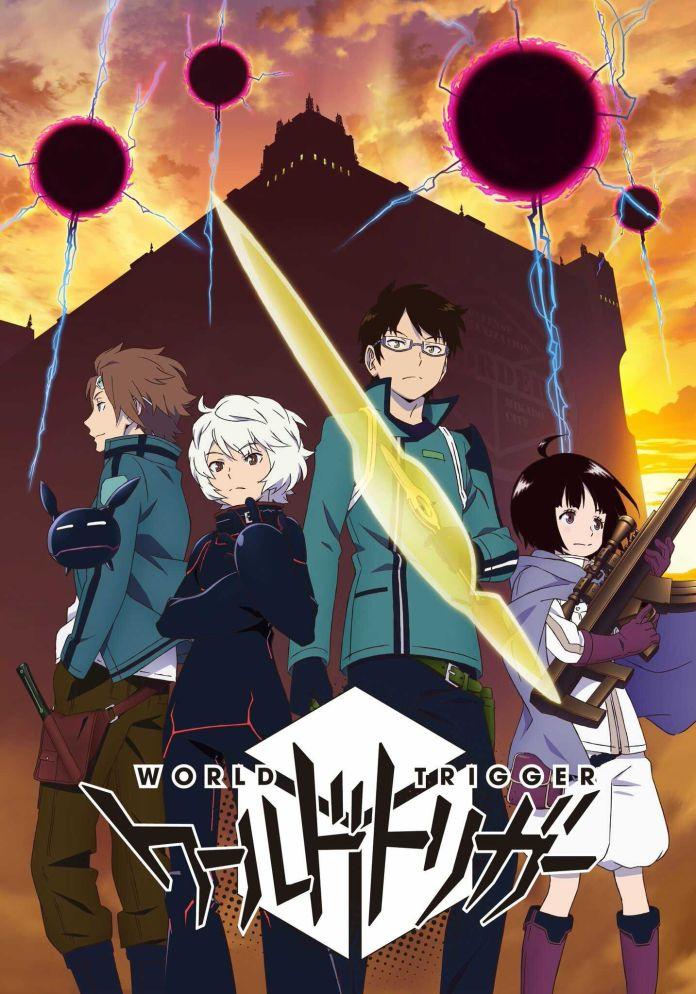 World Trigger_3 - Hanami Dango