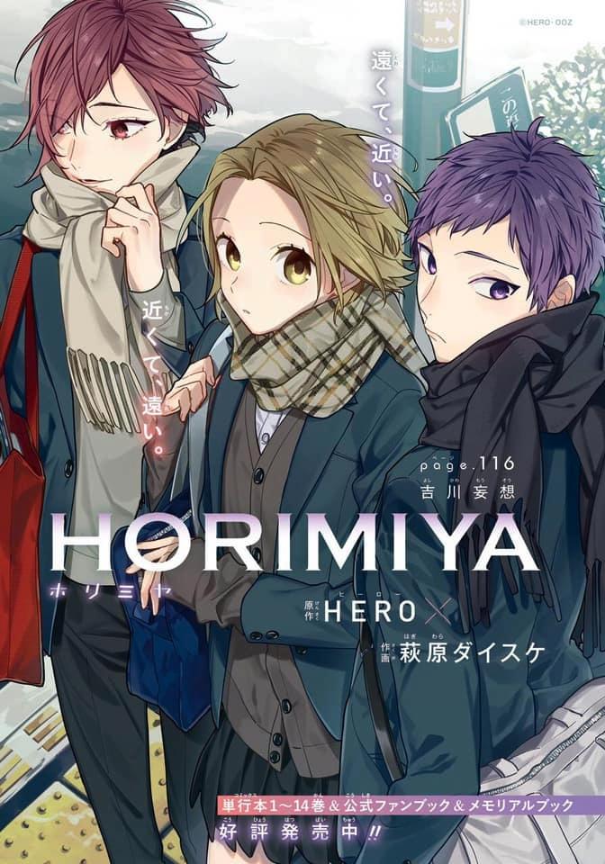 Horimiya_68 - Hanami Dango