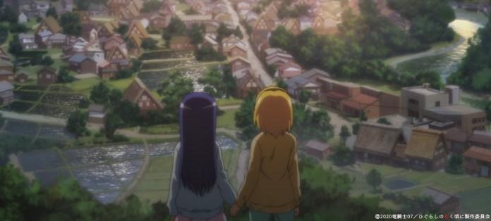 Higurashi no Naku Koro ni Gou_8 - Hanami Dango