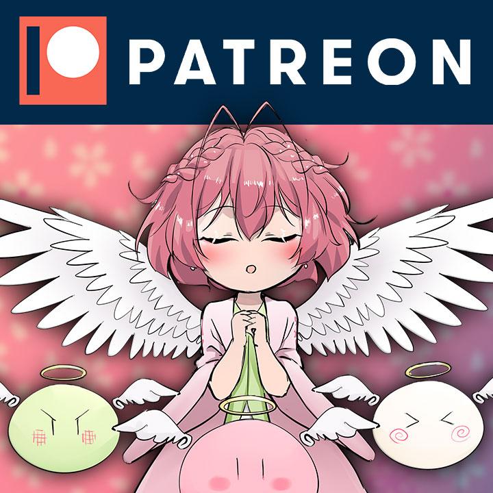 Únete a Patreon