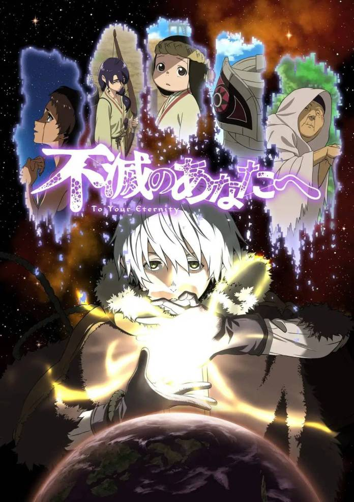 To Your Eternity - Primavera Anime 2021 - Hanami Dango