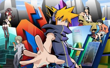 The World Ends With You-2-Hanami Dango