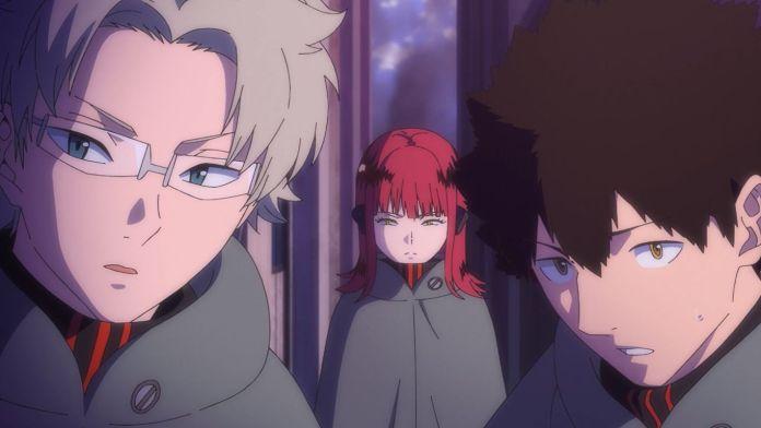 World Trigger S2_11-Hanami Dango