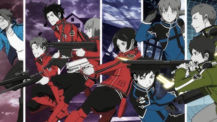World Trigger S2_16-Hanami Dango