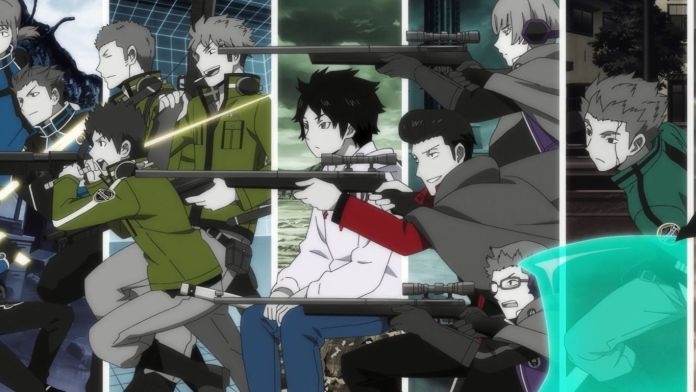 World Trigger-S2_17-Hanami Dango