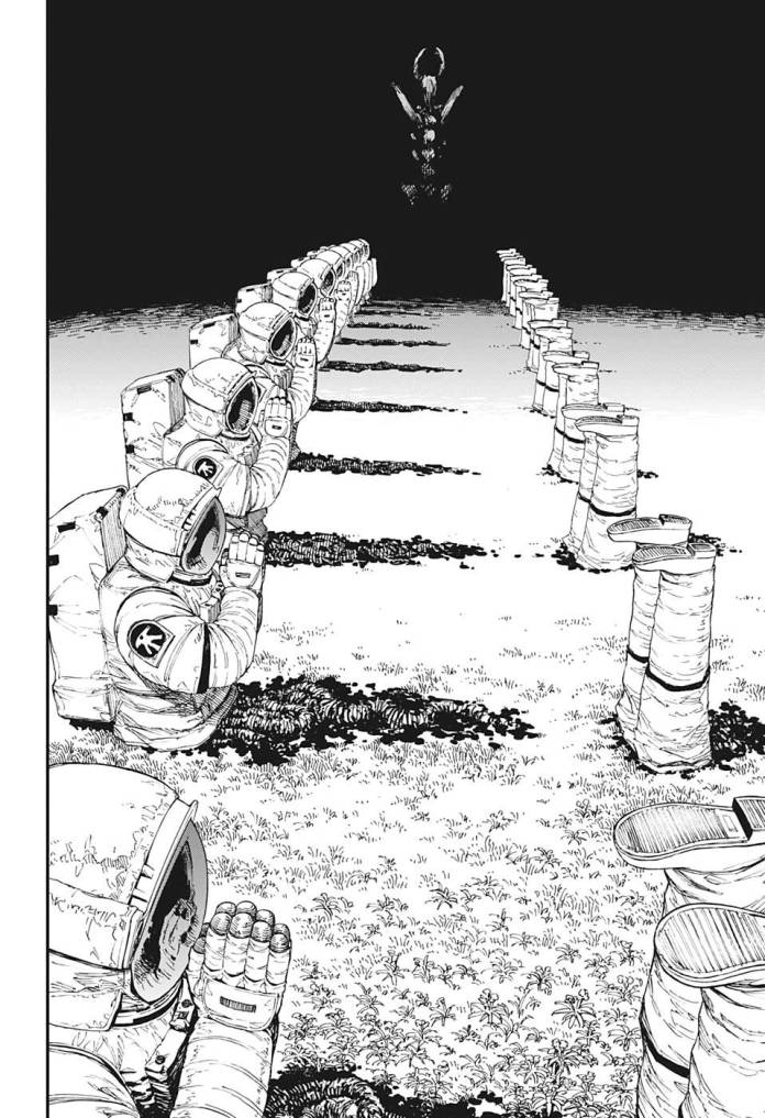 Analisis comparado Chainsaw man_11 - Hanami Dango