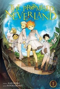 Listado Mangaplus The Promised Neverland - Hanami Dango