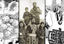 Golden Kamuy y la etnia ainu portada - Hanami Dango