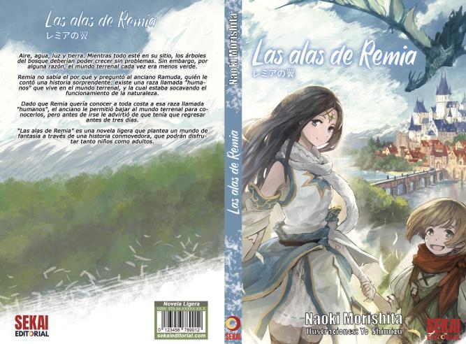 Las alas de Remia - 3 - Hanami Dango
