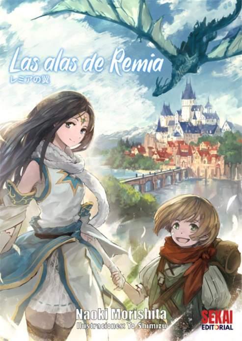 Las alas de Remia -1- Hanami Dango