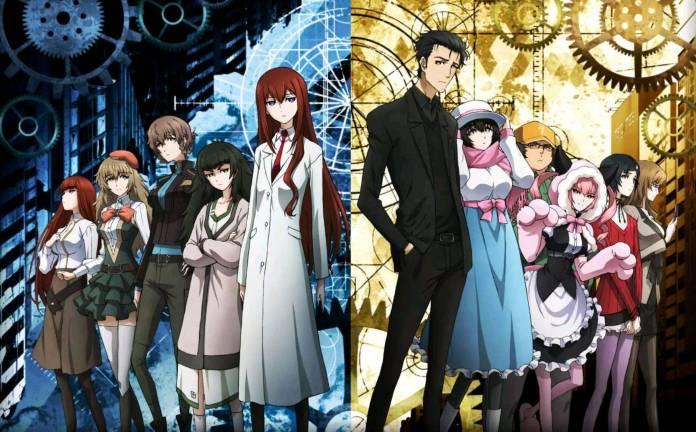 Top 5 Animes basados en videojuegos Steins Gate 2 - Hanami Dango