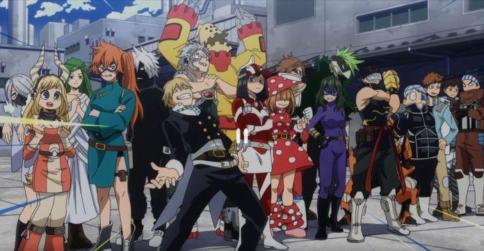 My Hero Academia proyecto o decepción - 1B - Hanami Dango