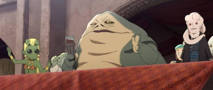 Star Wars Visions Tatooine Rhapsody 2 - Hanami Dango