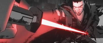 Star Wars Visions The Duel 1 - Hanami Dango