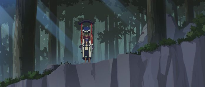 Star Wars Visions The Village Bride 3- Hanami Dango