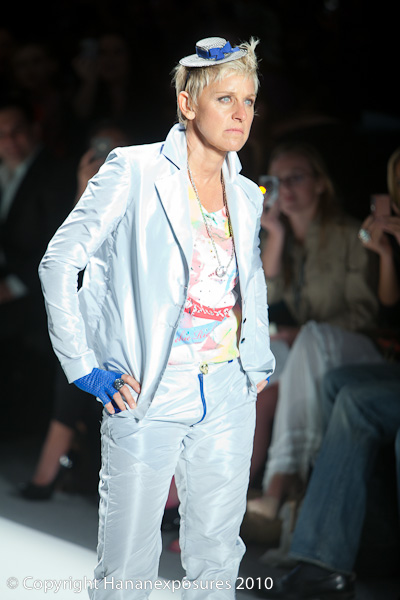Mercedes-Benz New York Fashion Week 2010 Richie Rich runway show.
