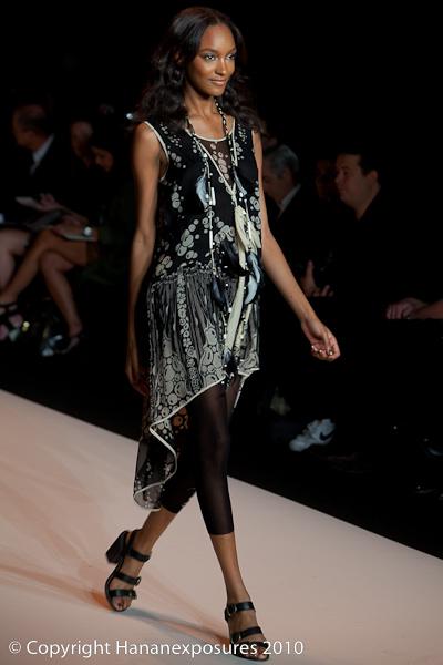 Mercedes-Benz New York Fashion Week 2010 Anna Sui S/S 2011