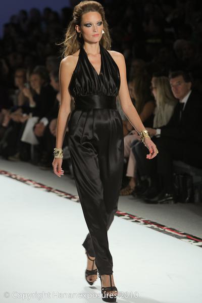 Mercedes-Benz New York Fashion Week 2010 Argentina Group Evangelina Bomparola S/S 2011