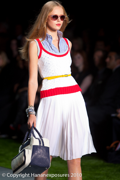 Mercedes-Benz New York Fashion Week 2010 Tommy Hilfiger