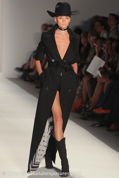 Mercedes-Benz New York Fashion Week Zang Toi S/S 2011