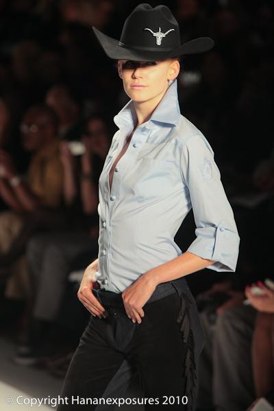 Mercedes-Benz New York Fashion Week Zang Toi S/S 2011