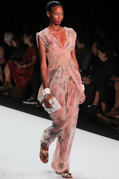 Mercedes-Benz New York Fashion Week 2010 Issac Mizrahi S/S 2011