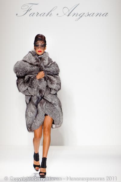 Mercedes Benz 2011 New York Fashion Week Hananexposures Farah Angsana Fall 2011 (1)