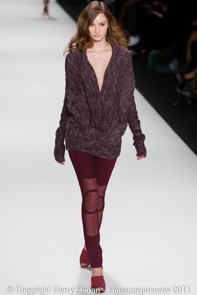 Mercedes Benz 2011 New York Fashion Week Hananexposures Rebecca Minkoff Fall 2011 (15)